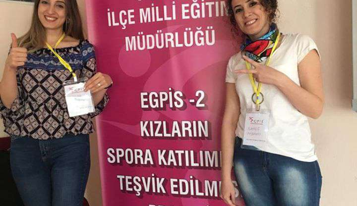 Training session led by EGPiS2